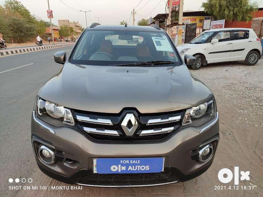Renault KWID 1.0 RXT, 2018, Petrol