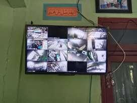 Tenaga serabutan di Toko CCTV