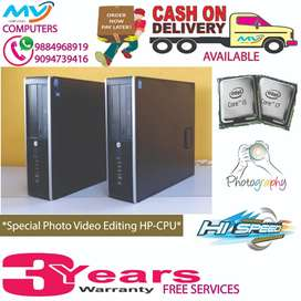 hp&CPU-RAM4GB*hard disk)graphics-2gb-i5/i7/3rd-4th/computers*delivery