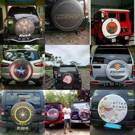 Cover/Sarung Ban Ford Ecosport/Rush/Terios/Taft/Kuda wsx wa saja disni