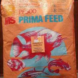 PF500 PF 500 pelet pellet ikan pakan benih bibit lele gurame nila 10kg