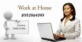 Required for Freshers job on home based part time