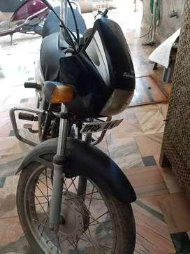Hero Honda Splender 2006 model Agra number in 12,000 only.
