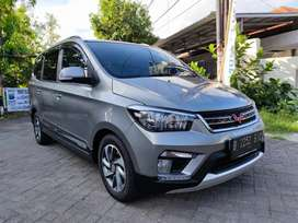 Wuling Confero S Lux C Manual 2019 grey Pemakaian SBY Record Wuling