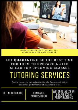 Tutor for your child. Online classes by professional.