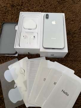 Jual iphone X 64 GB