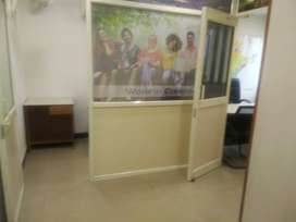 Fully-furnished 400 sqft on 4th floor on rent in chd