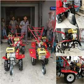 Traktor Kebun Mini Siapa Pakai Garansi Servis 1 Thn