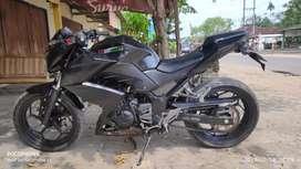 Ninja Z250 fi Tahun 2013 ( 2 Silinder)