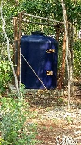 Tandon air 5300 liter kwalitas terbaik kediri