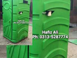 Caravan office porta cabin shipping and dry container Toilet/washroom