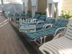 Loungers Pool side furniture swimming pool beds sunbath beach chairs