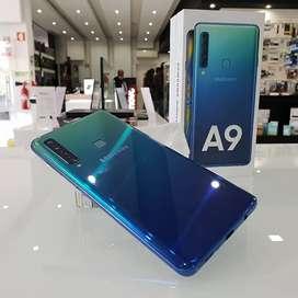 Samsung A9 128gb ex garansi resmi  bisa tt asal cocok