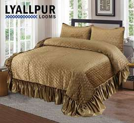 Luxury Wedding Bed Sheets-5 Piece
