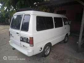 Jual mobil Suzuki Carry 1.0 putih bersih