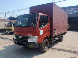 Toyota Dyna 110ST Box Long Chassis Engkel 2011 TT L300, Microbus