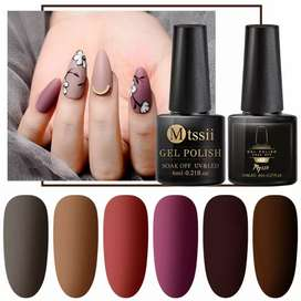 Mtssii 6ml Color UV Gel Nail Polish
