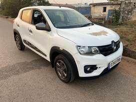 Renault KWID 2017 Petrol Automatic 44000 Km Driven