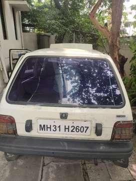 Maruti Suzuki 800 1995 Petrol 57165 Km Driven