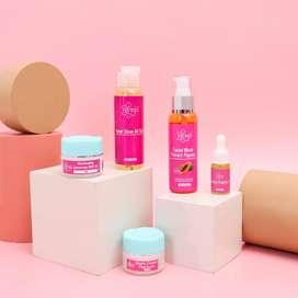 Skincare Enji pemutih wajah sudah izin BPOM
