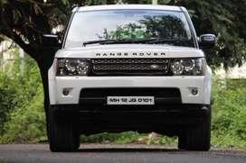Excellent Condition Land Rover Range Rover Sport 2013 Diesel