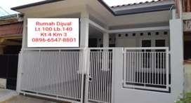 Rumah Dijual Di Beji Depok Jawa Barat Di Dalam Perumahan Dekat ke Tol