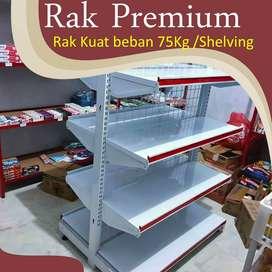 Rak Toko Model Supermarket Padang
