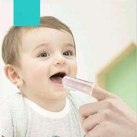 Sikat lidah / sikat gigi bayi