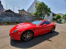 Ferrari california T 2015 full paper km 4 rb pemakai