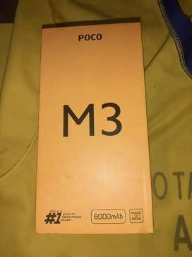 Poco m3.good condition