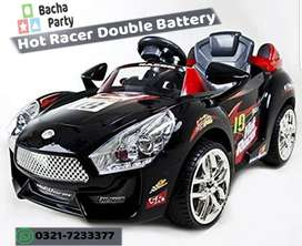 Hot Racer Battery Operated kids Electric Car - Kids Rechargeable Car
