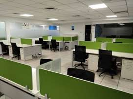 LUCKNOW  800 to 3500 sqft. fully furnished office spaces LEASE/RENT