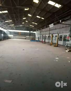 10000 sqft to 25000 sqft godown at kakanad near info park