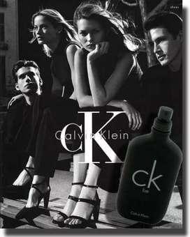 Parfum Minyak Wangi Calvin Klein For Men 100ml.