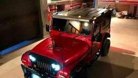 nagar modified jeep