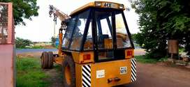 Ace hydra crane single boom 27feet