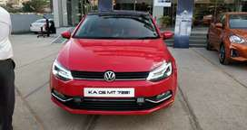 Volkswagen Polo Red- Top end(for polo fans)