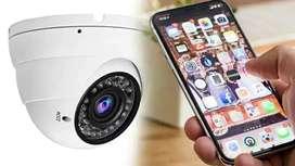 Paket kamera cctv murah lengkap berikut pasang