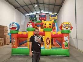Istana Balon Bounce castle 4x6