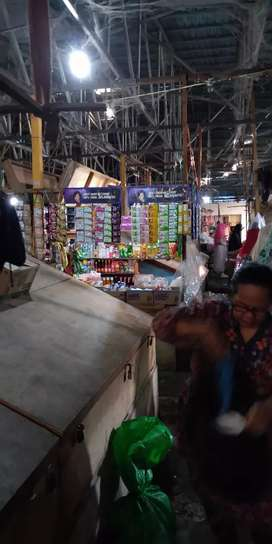 Jual bak d pasar Binjai strategis d perempatan