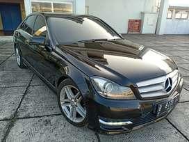 KM 26ribu!! Mercy C250 AMG 2013 istimewa