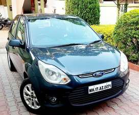 Ford Figo 1.5D Titanium Plus MT, 2013, Diesel