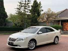 Dijual Camry simpanan 2.5 tipe V tahun 2012 low km ( 54.xxx )
