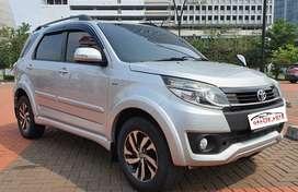 Rush 2015 Low KM 36.000 Tangan 1 Service Toyota rutin