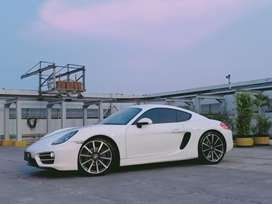 Porsche Cayman 981 Full Option ATPM 2.7 PDK 2014