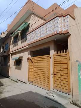 5 Marla Double Story House for rent Near Comsats Abbottabad