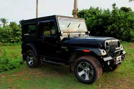 Modified thar 540
