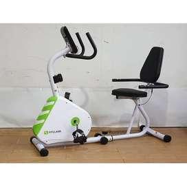 jual sepeda recumbend - total fitness