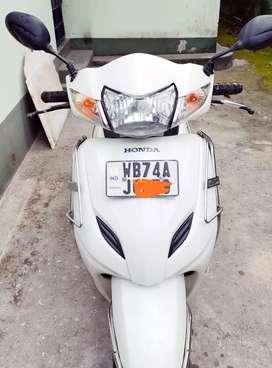 Honda ACTIVA 3G Rs. 38990 NOV 2015