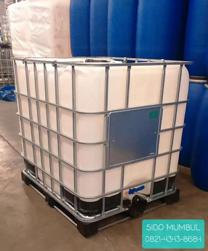 GNX Bulktainer Bulk Container Tandon Air Plastik